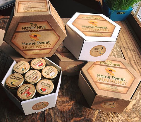 Flavored Honey