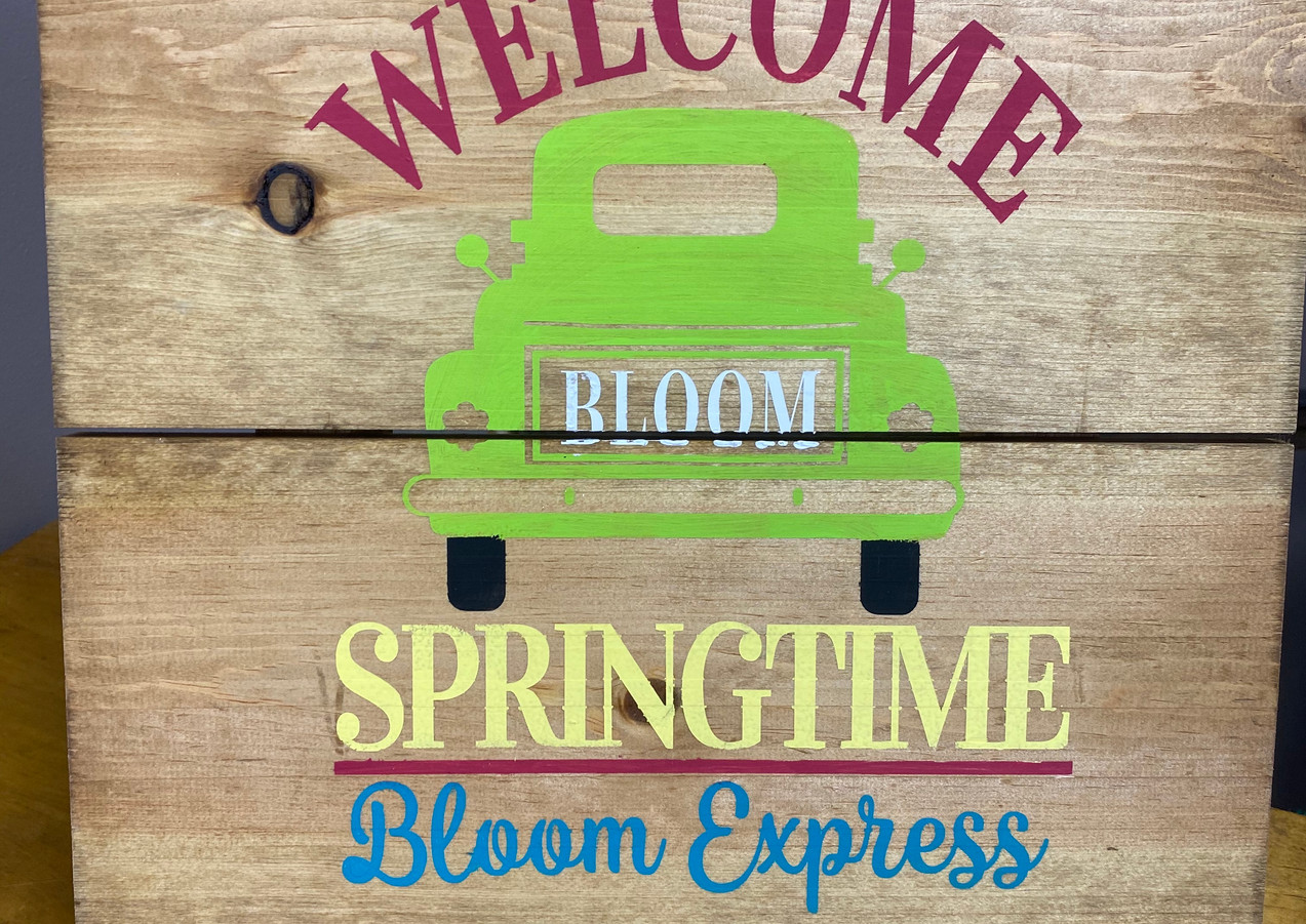 Welcome Spring Class