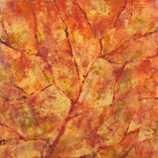 Scarlet Leaf of Glory