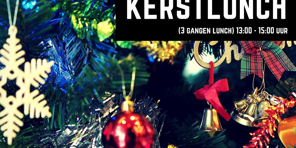 Kerstlunch 25 december