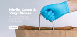 powder free gloves for sale
