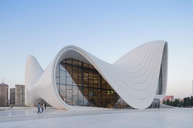 Zaha Building