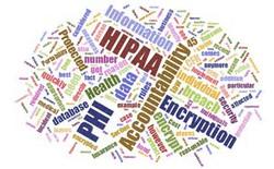 HIPAA PHI Words