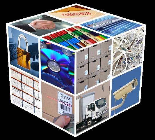 Electra cubo con fotos transparente