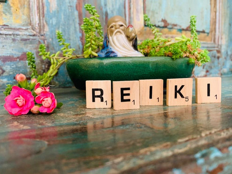 Have you ever thought about learning Reiki?