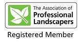 Association of Prefessional Landscapers Registered Member