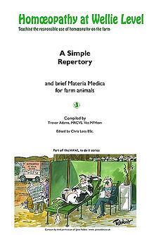 Simple Repertory HAWL Homeopathy Wellie