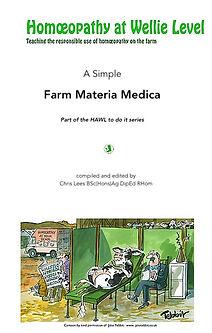 Simple Farm Materia Medica Homeopathy We