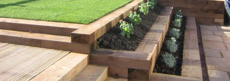 Duff and Co Garden Design Decking Patio Landscapers