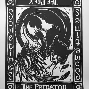 Sometimes the Predator, Sometimes the Prey