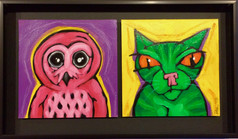 Owl & Pussycat #2