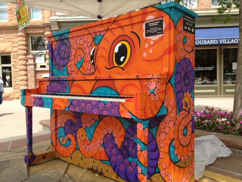 Octopus Octaves
