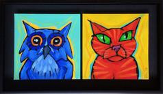 Owl & Pussycat #1