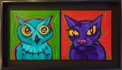 Owl & Pussycat #3