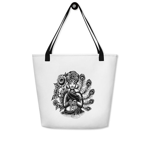 Oshun Beach Bag