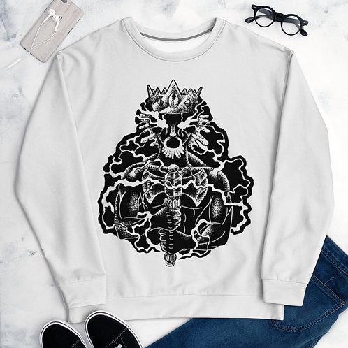Original Art Work/ Orisha Chango/Shango Unisex Sweatshirt