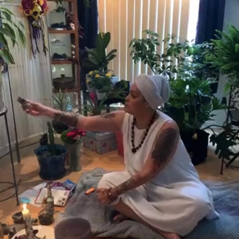 Healing with Energy & The Egun