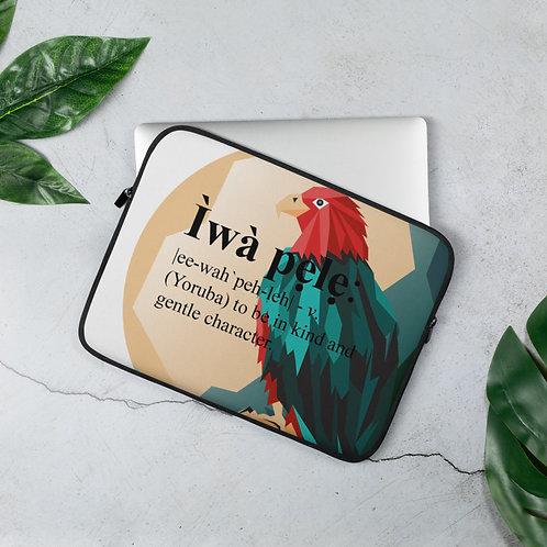 Laptop Sleeve/Iwa Pele