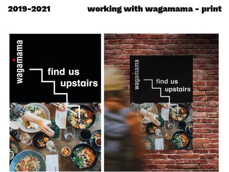 Design with wagamama