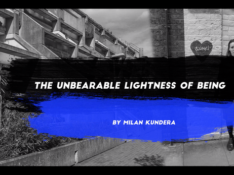 'the unbearable lightness of being' tittle sequence