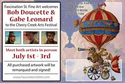 Leonard & Doucette - Back