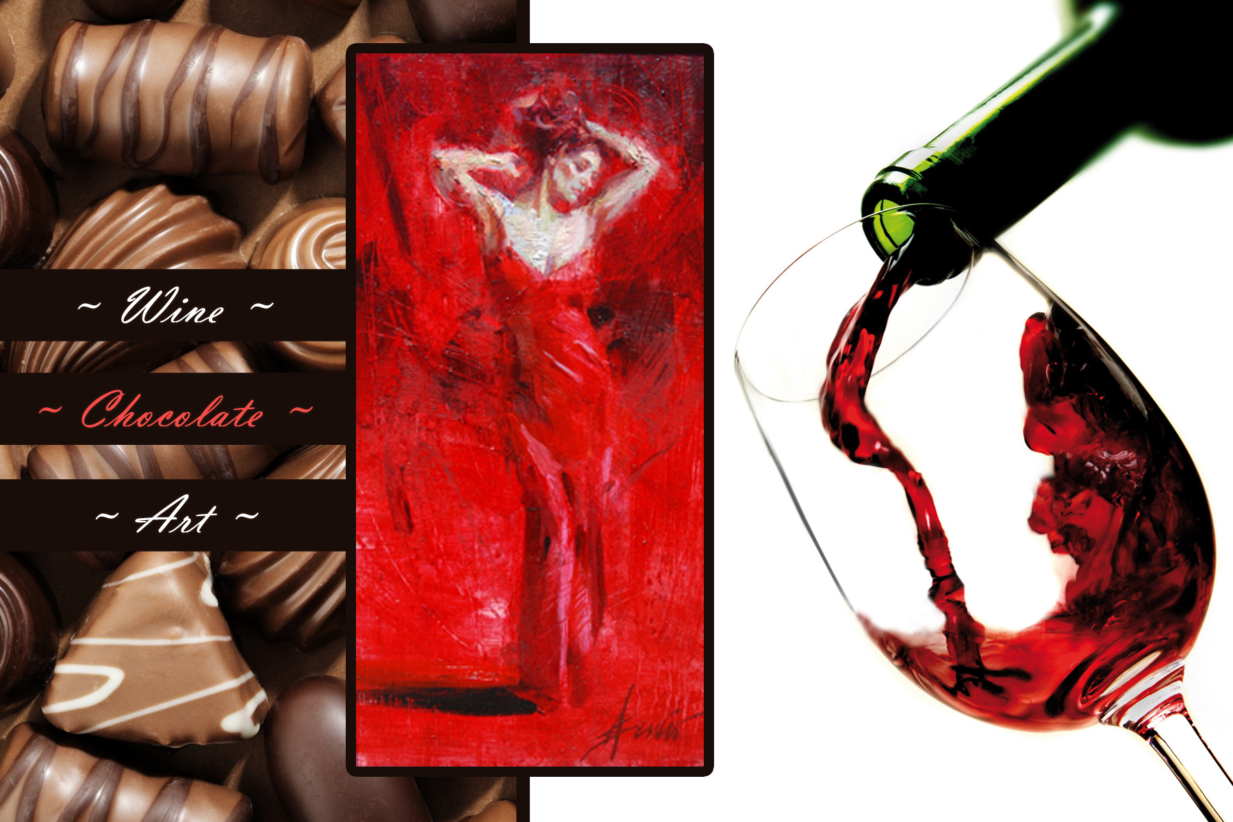 Henry Asencio Event - Front