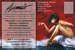 Henry Asencio Event - Back