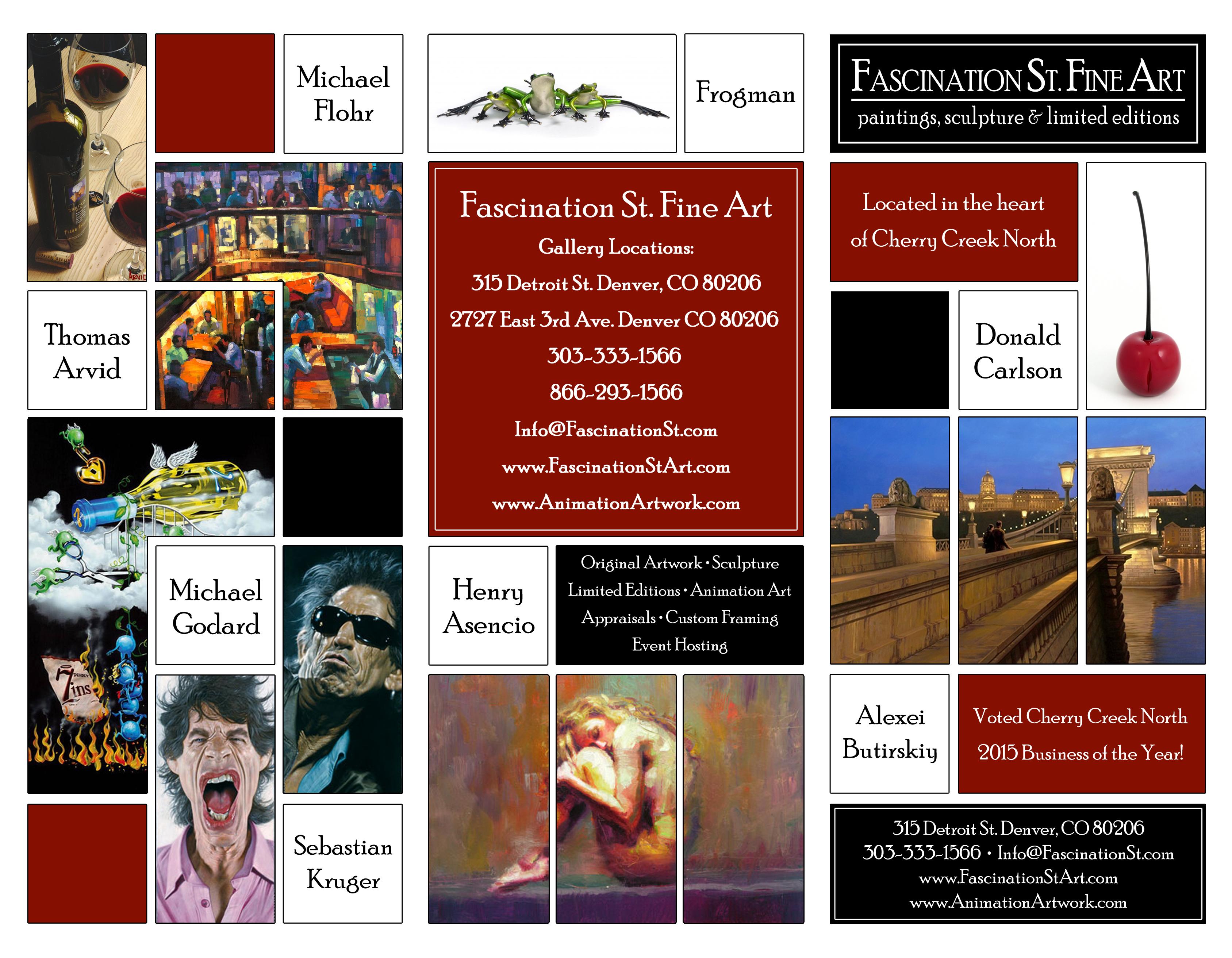 Gallery Brochure - Outside