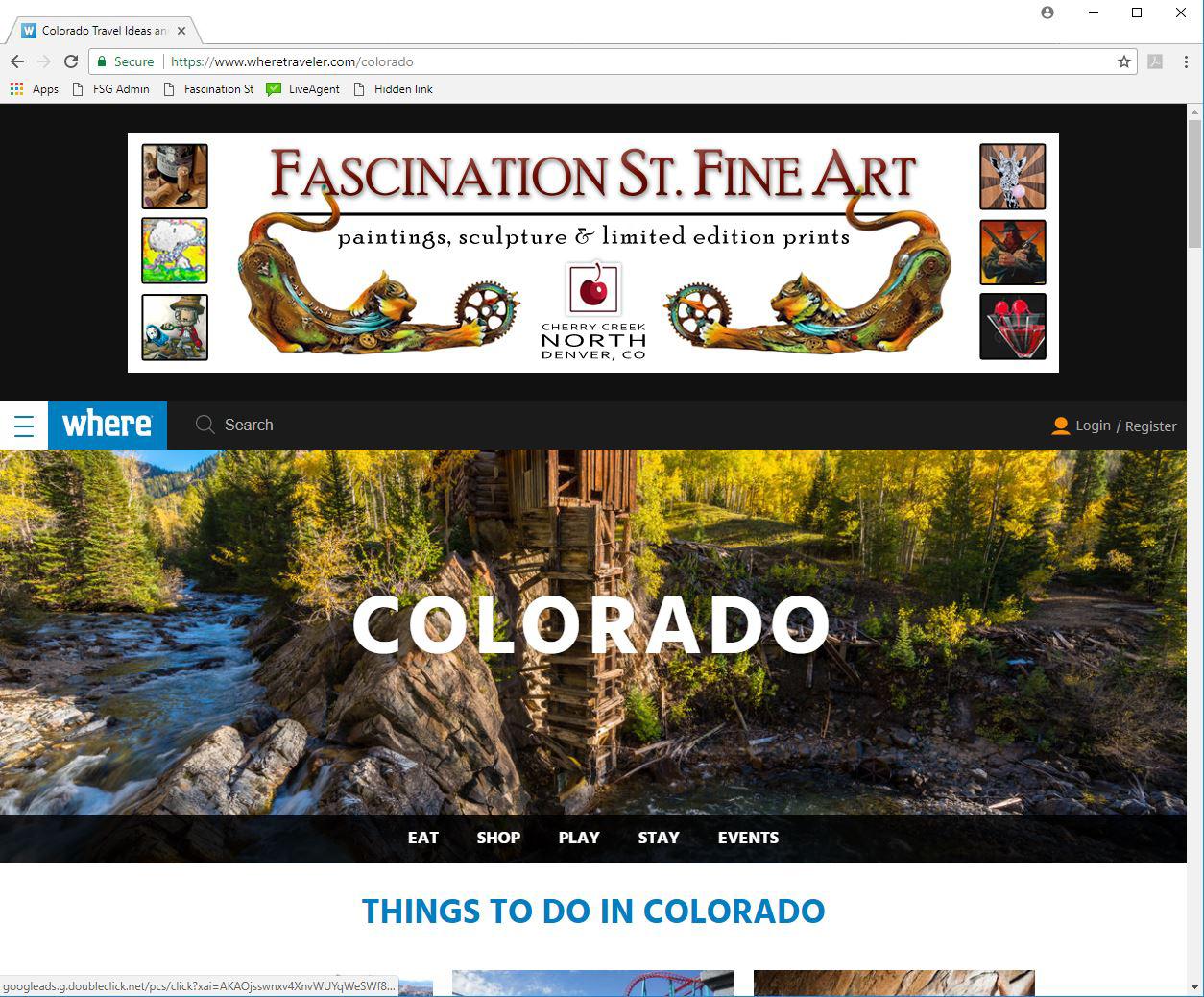 Colorado Ad Example