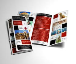 Fascination Street Fine Art Brochure