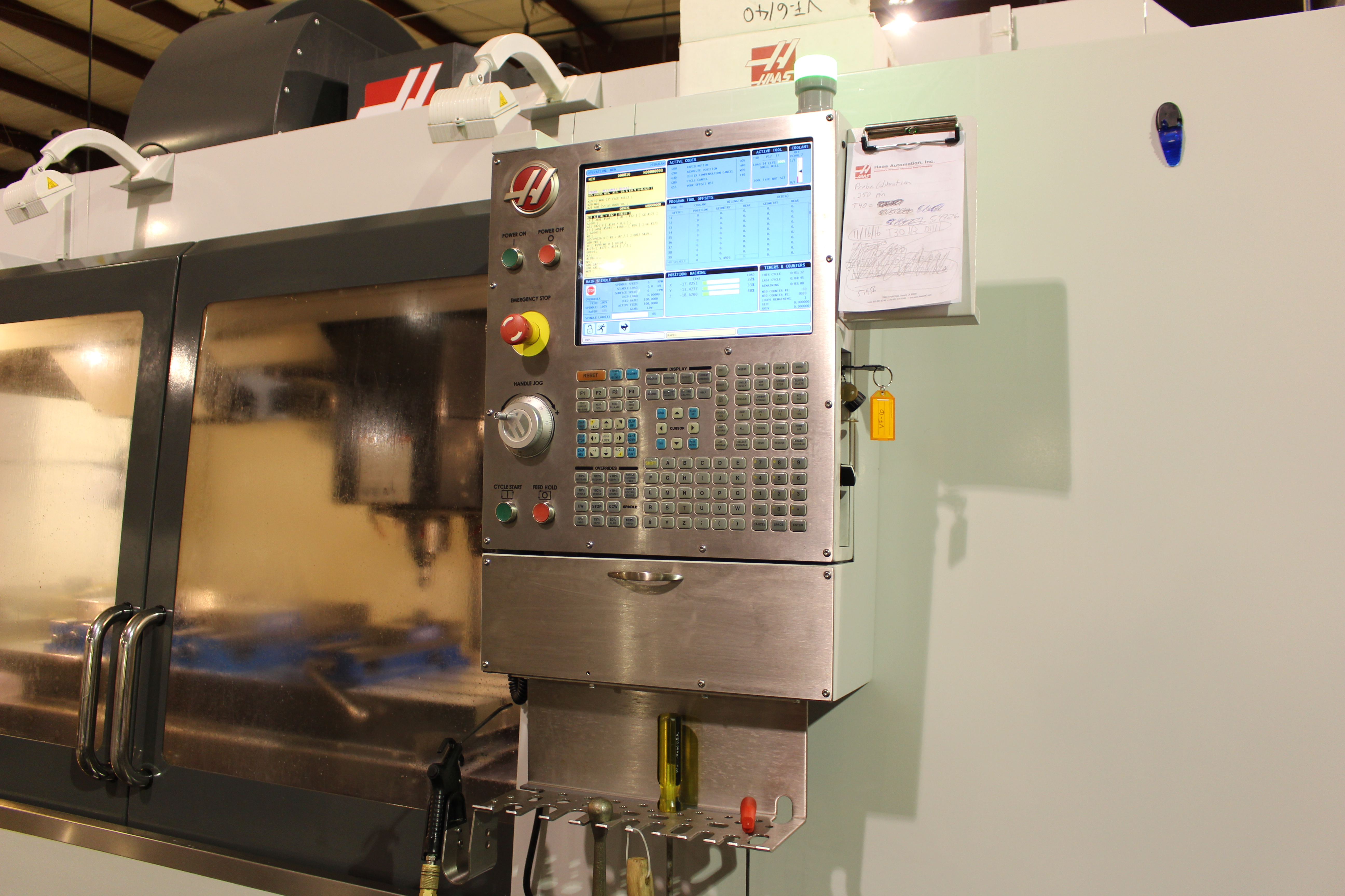 Precision CNC Machining screen