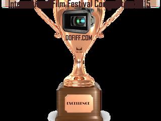Depth of Field Film Festival - Award of Excellence