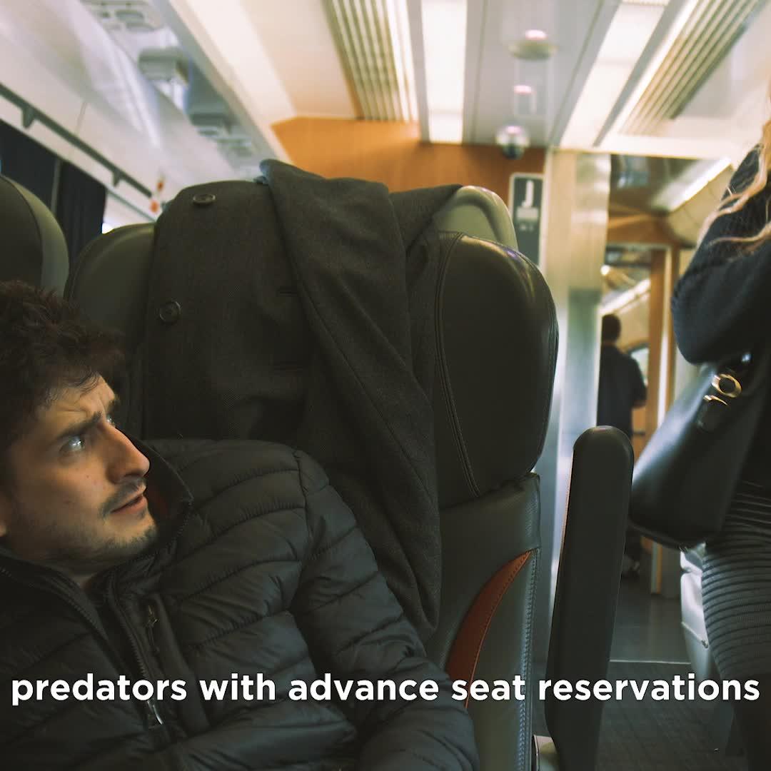 LNER Seat Sensor Launch