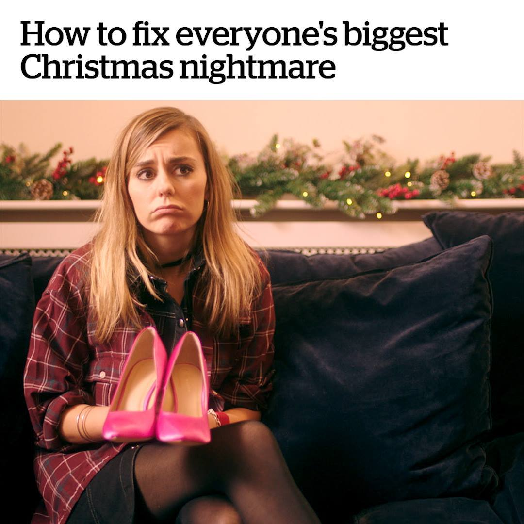 How to fix everyone's biggest Christmas nightmare