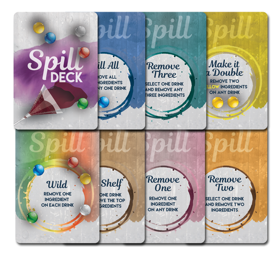 Spill Cards