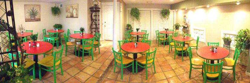 Mosquito Cafe Galveston Banquet Garden Room