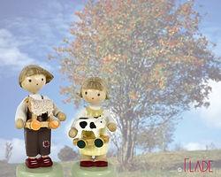 FLADE Junge Spielzeuglämmchen 5186 - Mäd