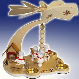 Pyramide Weihnachtsbäckerei