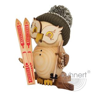 37208 Eule Skifahrer