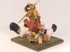 Ostermädchen mit Hühnergruppe.jpg