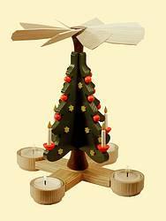 Pyramide Weihnachtsbaum