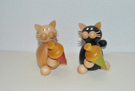 Katze Schulanfänger