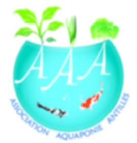 logo association aquaponie antilles