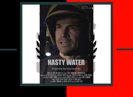 NASTY WATER!