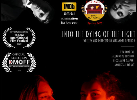 Into the Dying of the Light (Trailer)
