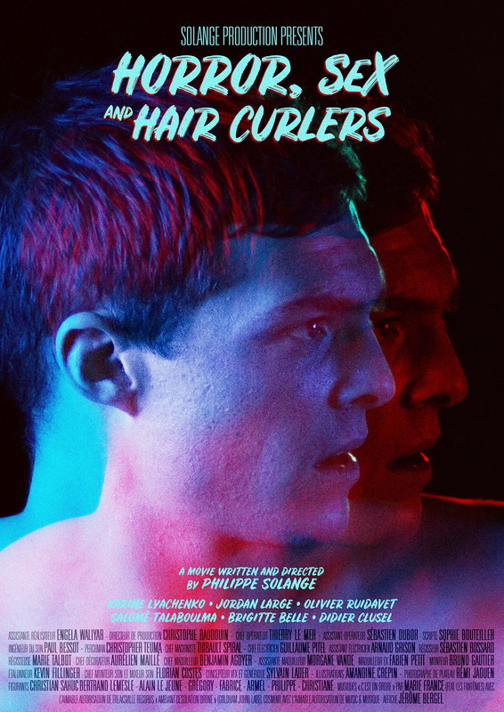 HORROR,SEX AND HAIR CURLERS (Trailer) - Best LGBT Film Of The Month  (November 2017)