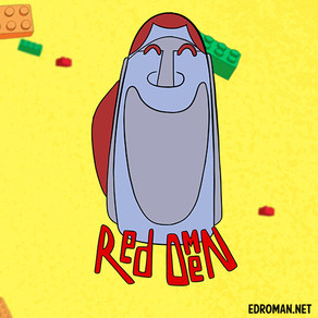 Red Omen - Ed Roman