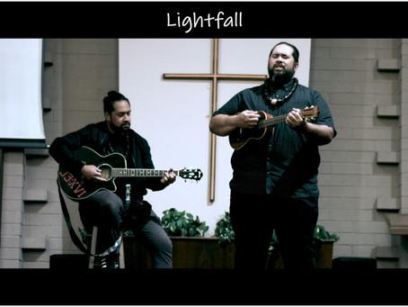 Lightfall music video