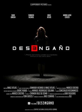 Des3ngaño (Trailer) - BEST LGBT FILM & BEST D.O.P OF THE MONTH (OCTOBER-2018)