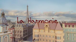 LA HARMONIE - BEST ANIMATION FILM OF THE MONTH (JULY 2018)